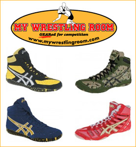 Asics Wrestling Shoes Online