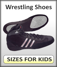 We Carry Kids Wrestling Shoes in Many Colors and Sizes / My ...