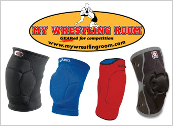 Knee Pads for Wrestling