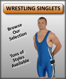 Wrestling Singlets For Sale