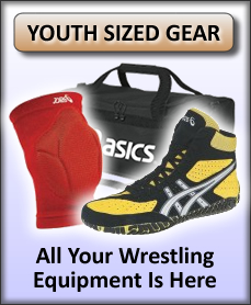 Youth Wrestling Gear