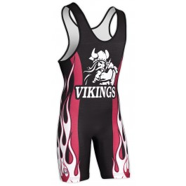 Torch 2 - Sublimated Custom Singlet