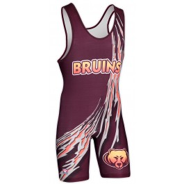 Warrior 2 - Sublimated Custom Singlet