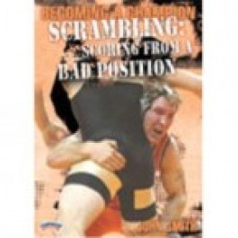 Becoming A Champion Wrestler: Scrambling-Scoring From A Bad Position