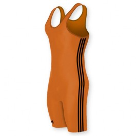 adidas Wrestling 3 Stripes Singlet