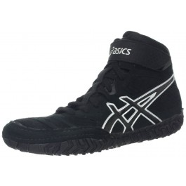 Asics Aggressor 2 Wrestling Shoes black-onyx-silver