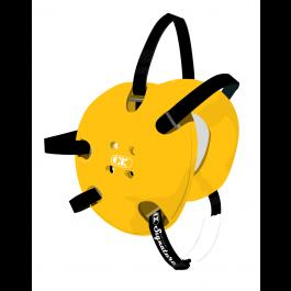 Cliff Keen Custom Signature Headgear gold/black