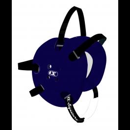 Cliff Keen Custom Signature Headgear purple/black