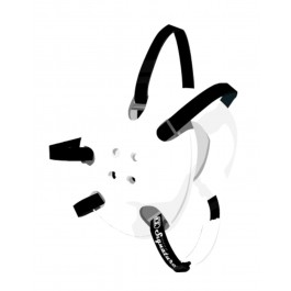 Cliff Keen Custom Signature Headgear white/black