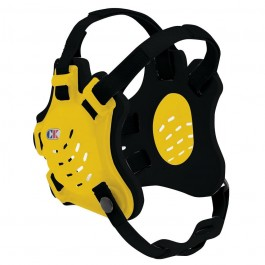 Cliff Keen Custom Tornado Headgear ltgold/black/black