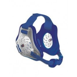 Cliff Keen Custom Twister Headgear transparent/royal/royal
