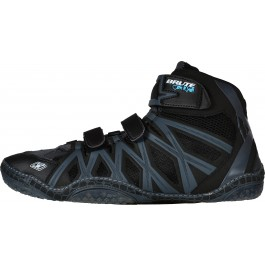 Brute JS25 Wrestling Shoes black-grey-black