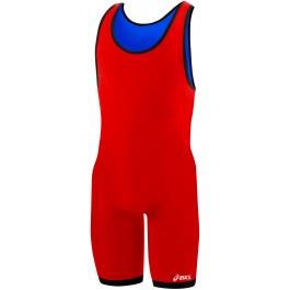 Asics Reversible Modified Singlet Red/Royal