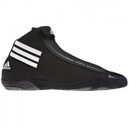 Adidas adiZERO Sydney Wrestling Shoes black-white-black