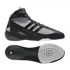 Adidas Response 3.1 Wrestling Shoes black-silver-black