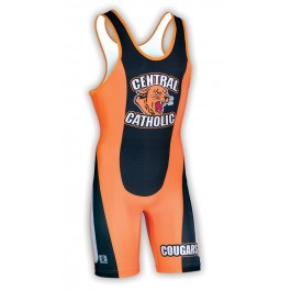 Stalker-Sublimated Custom Singlet