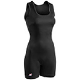 Brute Women's Performance Cut Singlet Black