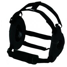 Asics Junior Gel Headgear Black