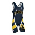 Adrenaline-Sublimated Custom Singlet