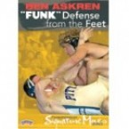 "Ben Askren: Funk"" Defense From The Feet"""