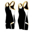 Adidas Standard Lycra Custom Sewn Singlet aS104c-06