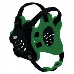 Cliff Keen Custom Tornado Headgear black/forest/black