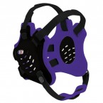 Cliff Keen Custom Tornado Headgear black/purple/black