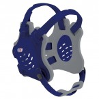 Cliff Keen Custom Tornado Headgear navy/silver/navy