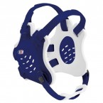 Cliff Keen Custom Tornado Headgear navy/white/navy