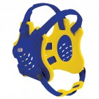 Cliff Keen Custom Tornado Headgear royal/lt gold/royal