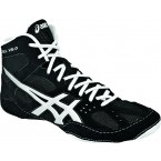 Asics Cael V6.0 Adult Wrestling Shoes black-silver
