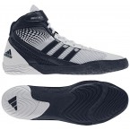 Adidas Response 3.1 Wrestling Shoes white-navy