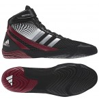Adidas Response 3.1 Wrestling Shoes black-maroon-silver
