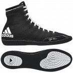 Adidas adizero Varner Wrestling Shoes black-white