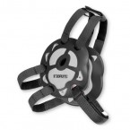 Quad III Headgear black/silver