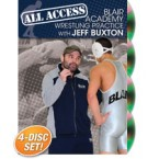 All Access - Blair Academy Wrestling Practice