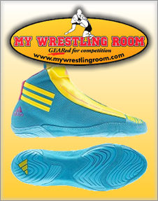 Cool Wrestling Shoes