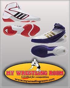 Men's Wrestling Shoes