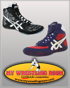Shoes Wrestling