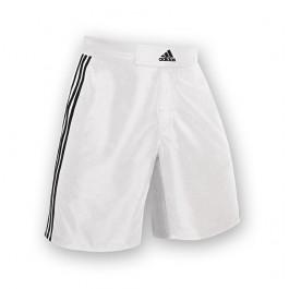 Adidas Grappling Shorts white/black
