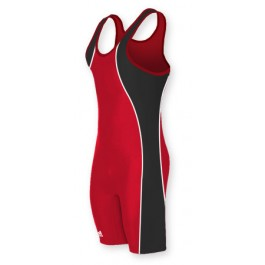 Adidas Wide Side Panel Singlet red black