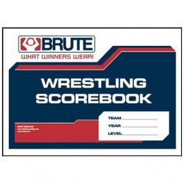 Brute Wrestling Scorebook