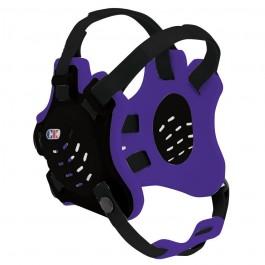 Cliff Keen Custom Tornado Headgear black/purple/black