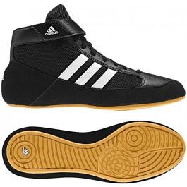 Adidas HVC Wrestling Shoes black-running white-gum