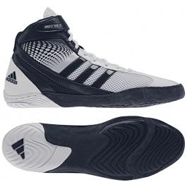 Adidas Response 3.1 Wrestling Shoes white-navy