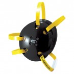 Cliff Keen Custom Signature Headgear black/gold