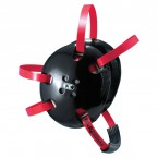 Cliff Keen Custom Signature Headgear black/scarlet