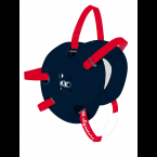 Cliff Keen Custom Signature Headgear navy/scarlet
