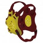 Cliff Keen Custom Tornado Headgear gold/maroon/maroon