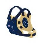 Cliff Keen Custom Tornado Headgear navy/vegas gold/navy